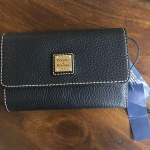 NWT Dooney & Bourke Leather Florentine